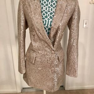 Zara Blazer Dress